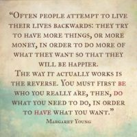 Margaret Young Quote