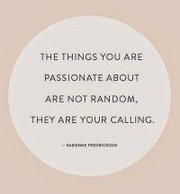 Fabienne Fredrickson Quote
