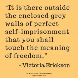 Victoria Erickson Quote