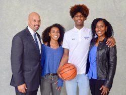 GSU Lanier Family Pic