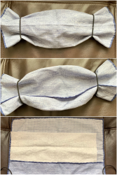 Pocket Square Mask
