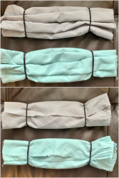 Pillow Case Mask